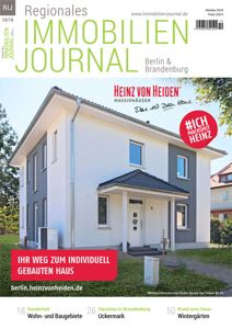 Regionales Immobilien Journal Berlin & Brandenburg 10-2018