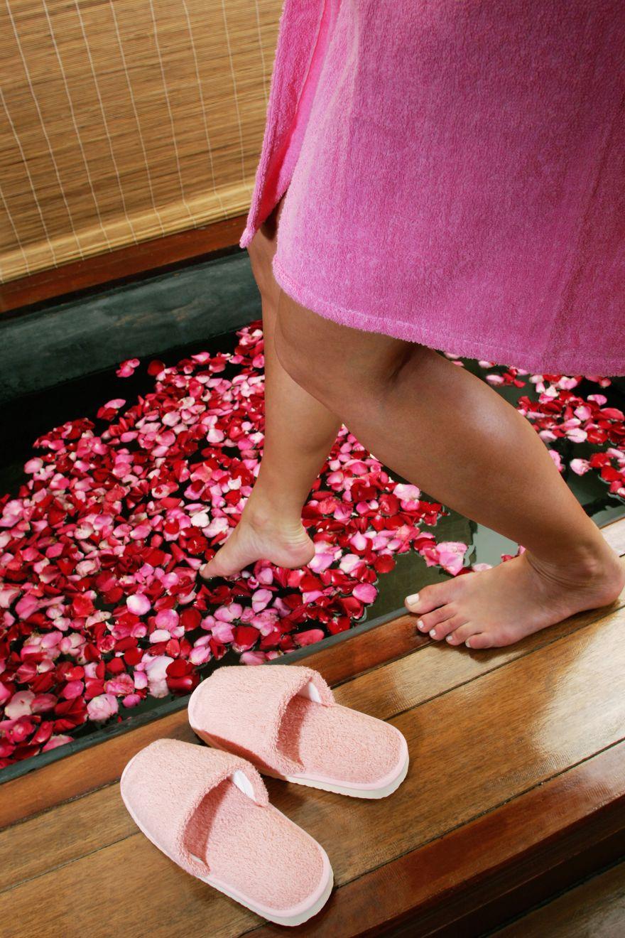 Wohlige Wärme und Gesundheit für den ganzen Körper Foto: www.stockunlimited.com