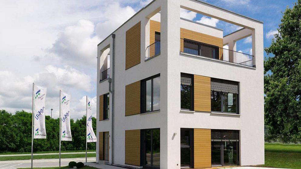 Musterhaus Berlin-Spandau - Lechner Massivhaus