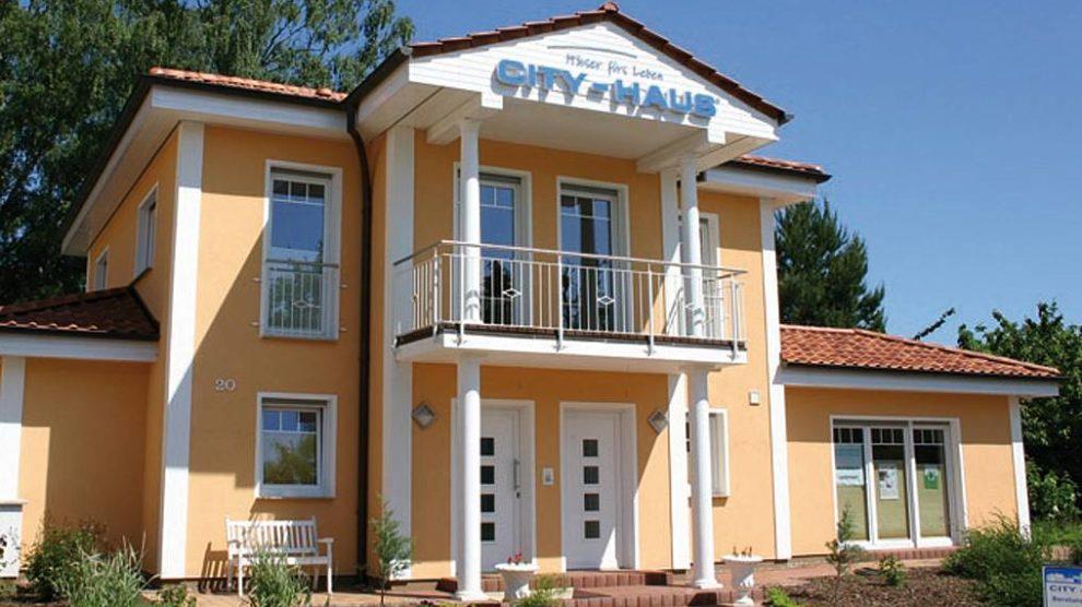 Musterhaus Toskana - City Haus