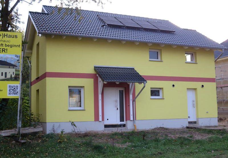 Zahnabau Musterhaus FLEXplusHaus