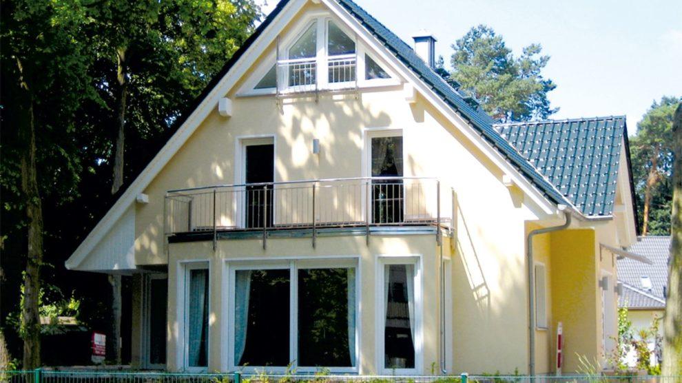 Musterhaus Strausberg - Heinz von Heiden