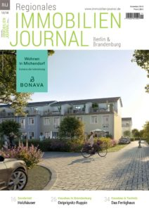 Regionales Immobilien Journal Berlin & Brandenburg Dezember 2018