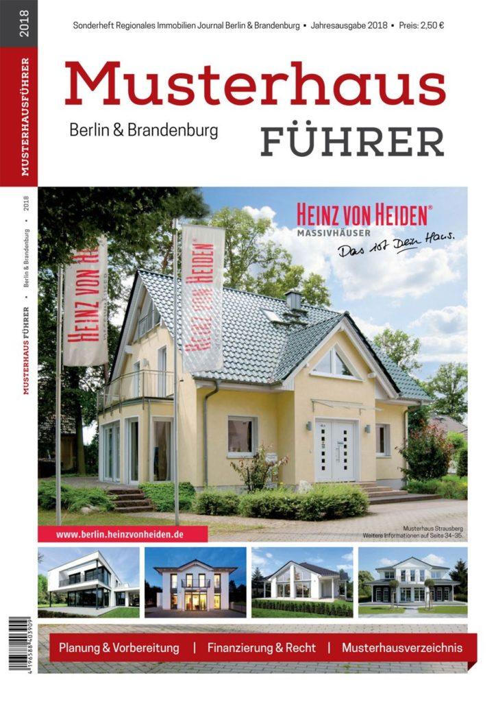 Musterhausführer Berlin & Brandenburg 2018