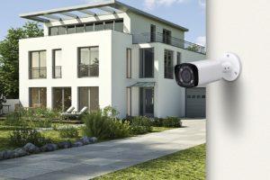 Sicherheit für Haus und Grundstück Foto: Burg-Wächter / Hellweg