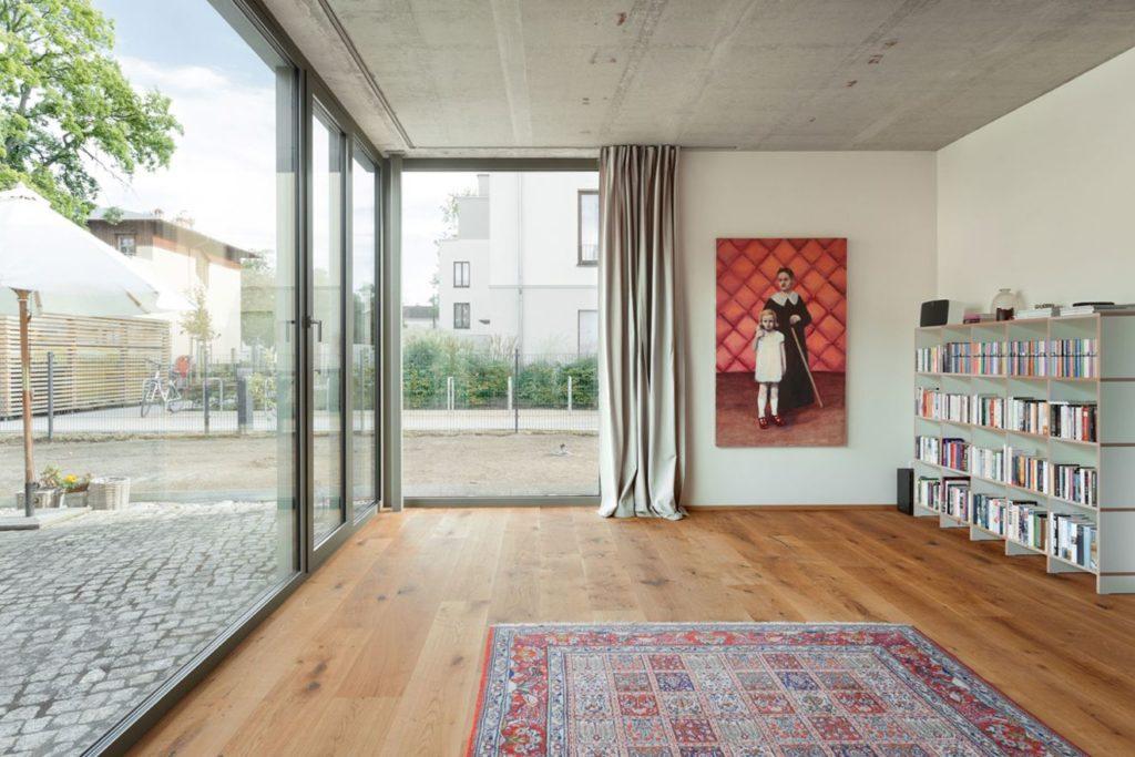 Wohnbereich Foto: KOSIMA-Haus