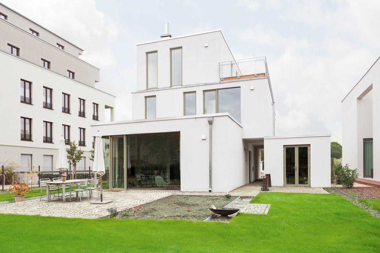 Modernes Architektenhaus von KOSIMA-Haus Foto: KOSIMA-Haus