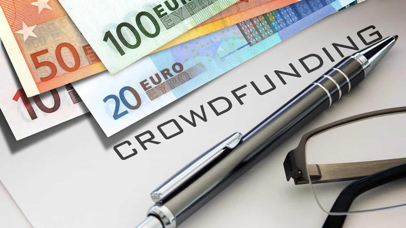 Immobilienerwerb durch Crowdfunding