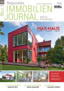 Regionales Immobilien Journal Berlin & Brandenburg Februar 2019