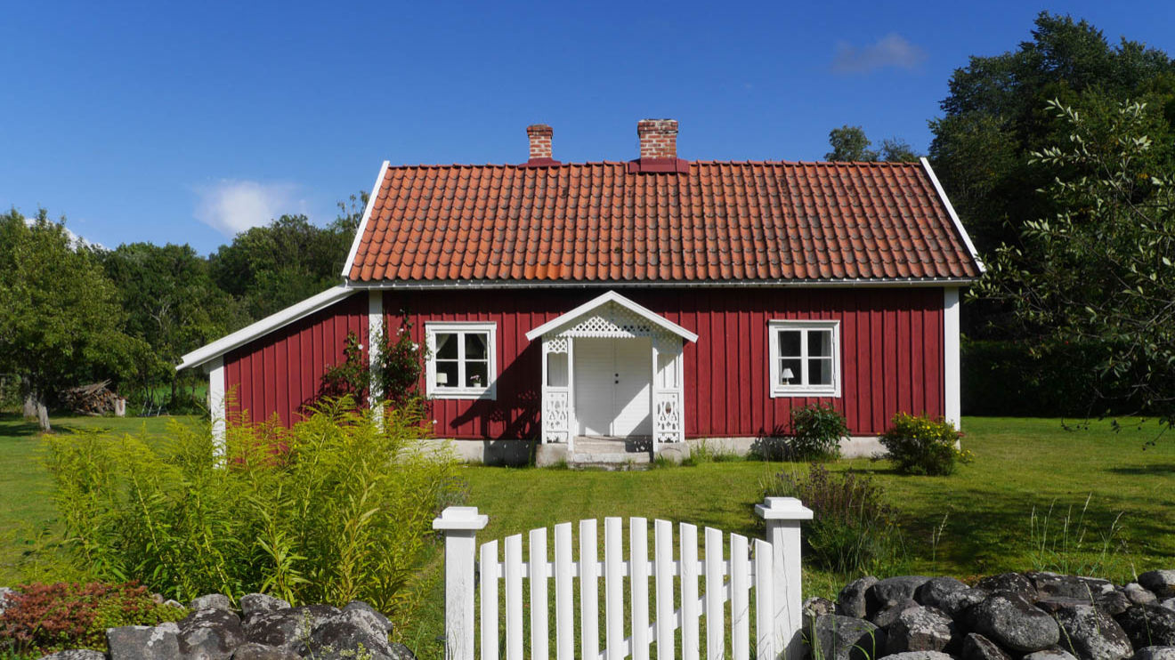 Bekannt Schwedenhaus bauen – Jetzt auf www.immobilien-journal.de MB68