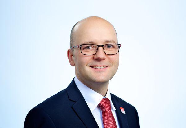 Enrico Roth - Geschäftsführer Bau- GmbH Roth Foto: © Roth-Massivhaus / Christoph Große