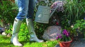 Die richtige Gartenbewässerung sollte beim Anlegen des Garten berücksichtigt werden