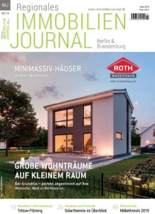 Regionales Immobilien Journal Berlin & Brandenburg März 2019