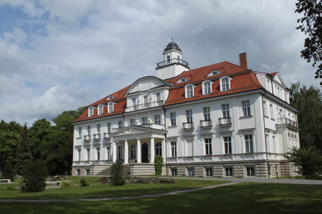 Schloss Genshagen bei Ludwigsfelde
