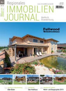 Regionales Immobilien Journal Berlin & Brandenburg April 2019
