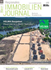 Regionales Immobilien Journal Berlin & Brandenburg Mai 2019