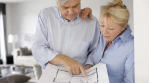 In einer Pflegeimmobilie können Senioren Ihren Ruhestand genießen Foto: ©goodluz - stock.adobe.com