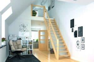 Hochwertige Treppen und Geländer Foto: © HELLWEG