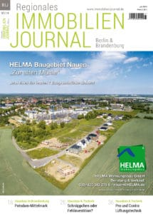 Regionales Immobilien Journal Berlin & Brandenburg 07-2019