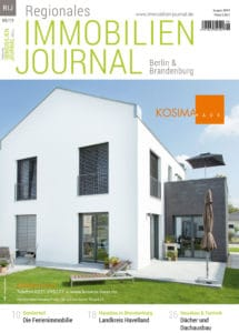 Regionales Immobilien Journal Berlin & Brandenburg 08-2019