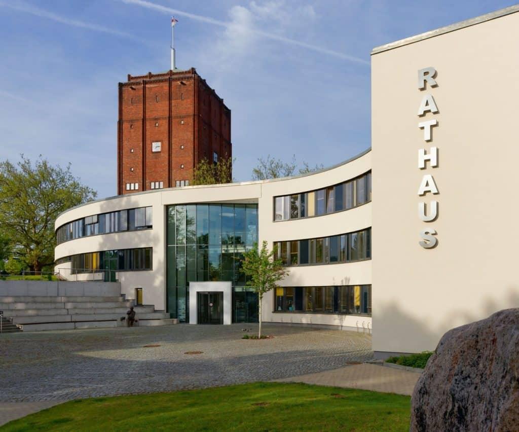 Rathaus in Neuenhagen