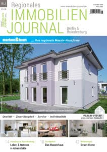 Regionales Immobilien Journal Berlin & Brandenburg November 2019