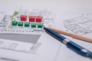Bauen im Baugebiet
