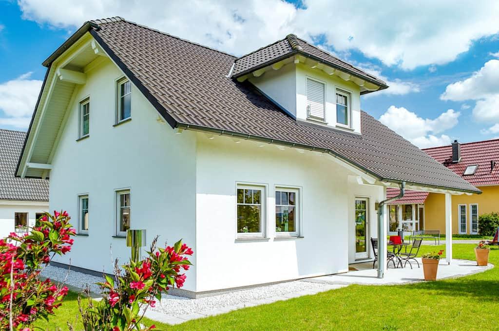 Viel Platz für die Familie bietet ein Einfamilienhaus