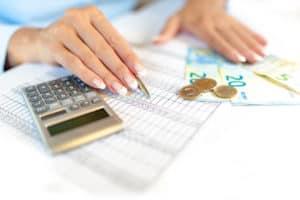 Finanzcheck für Baufinanzierung