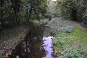 Landschaftspark der Gutsanlage Fredersdorf