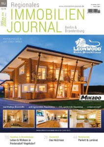 Regionales Immobilien Journal Berlin & Brandenburg Dezember 2019