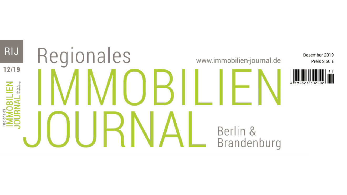 Regionales Immobilien Journal Berlin & Brandenburg Dezember 2019