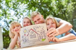 Hausbau und Klimaschutz