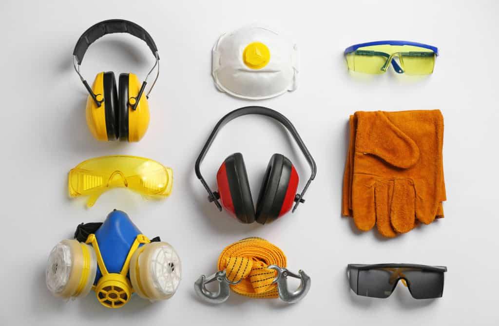 Ausstattung Arbeitsschutz