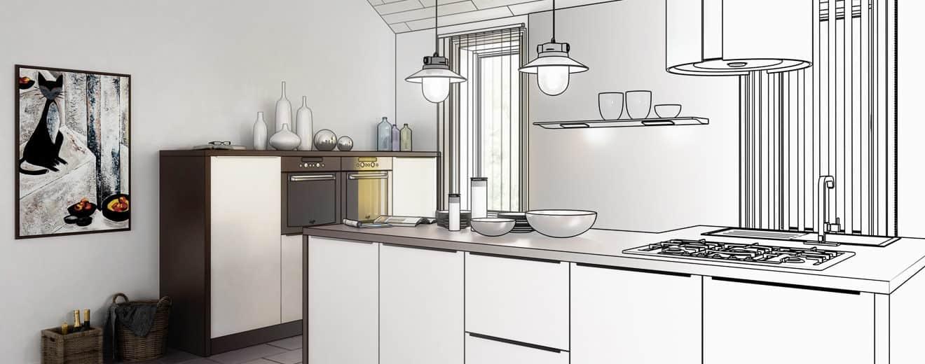 Küchen ergonomisch planen