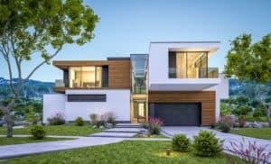 Exklusives Haus