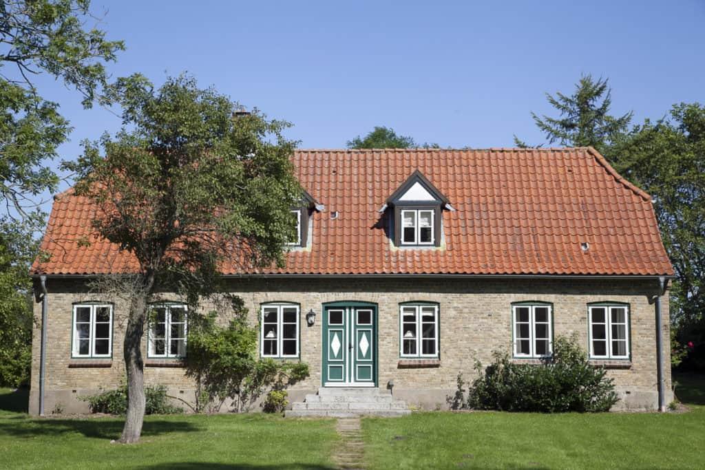 Friesenhaus in Schleswig-Holstein