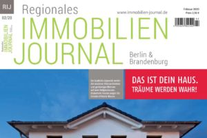 Regionales Immobilien Journal Berlin & Brandenburg Februar 2020