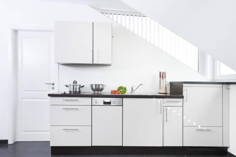 Küche im klassischen Stil