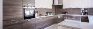 Küchenformen im Überblick