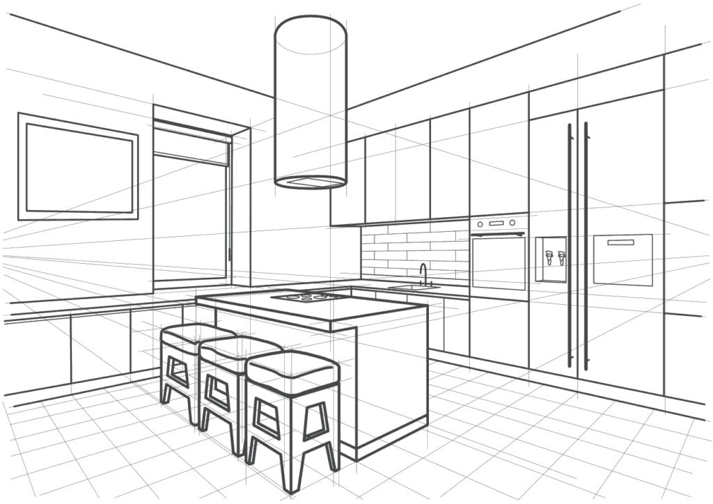 Grundlegende Tipps zur ergonomischen Küchenplanung