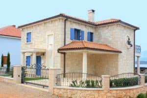Villa im mediterranen Baustil