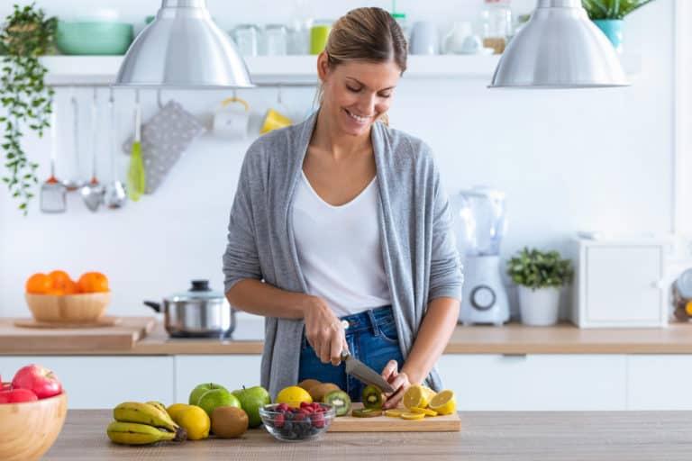 Zubereiten von Speisen in der Küche