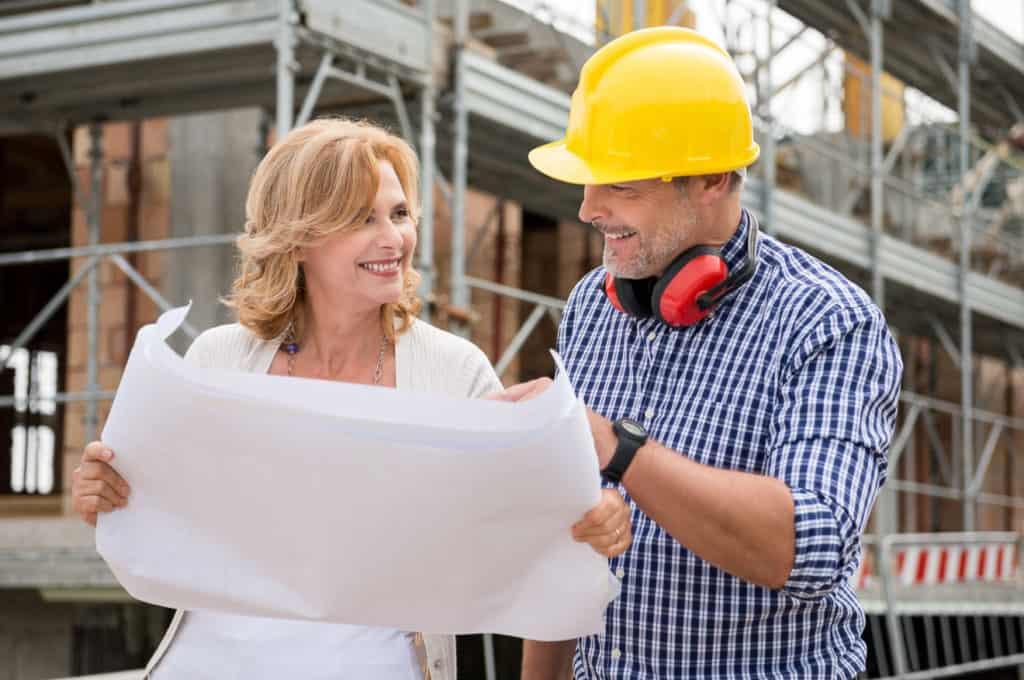 Bauüberwachung Hausbau