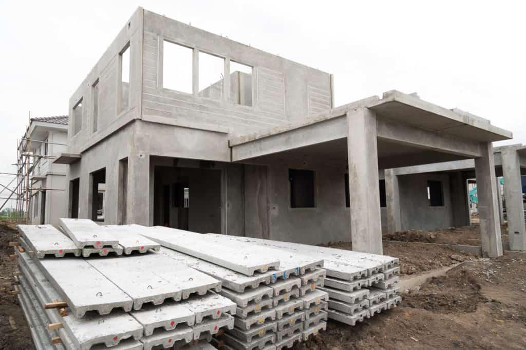 Beton-Elementbauweise