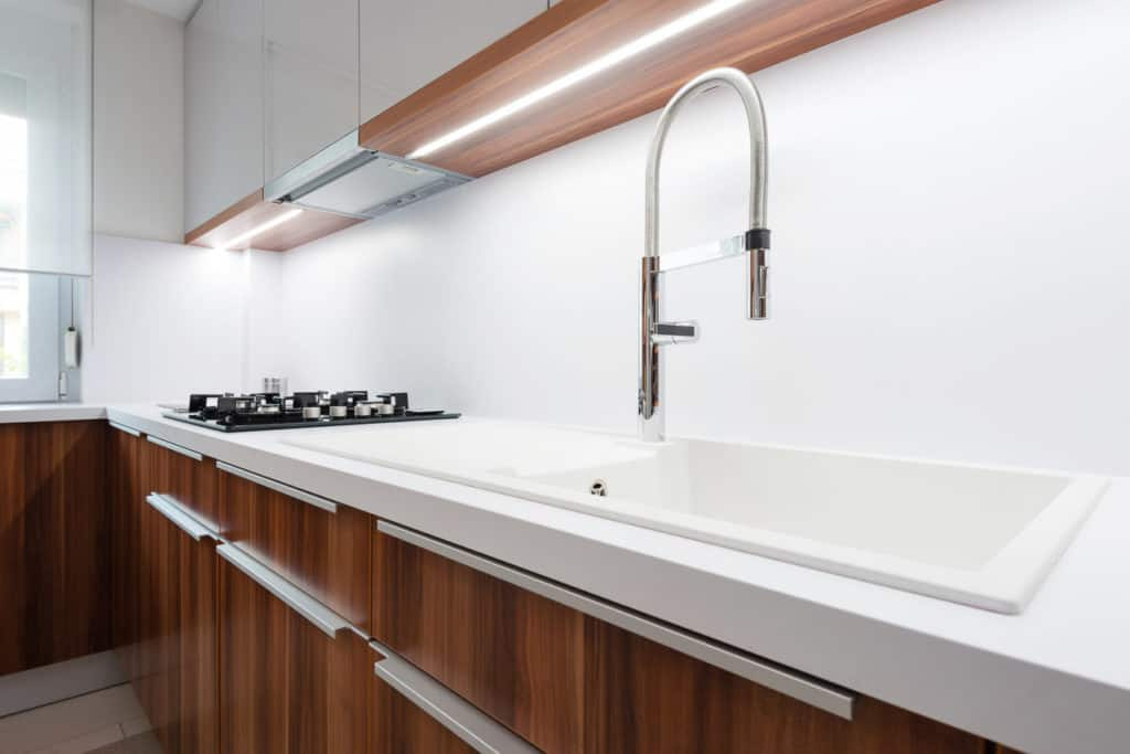 Unterbaulicht Küche
