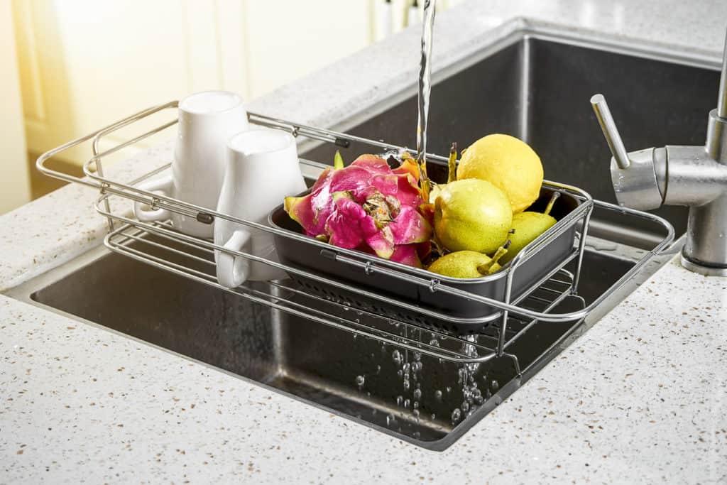 Ausstattung Küchenspüle