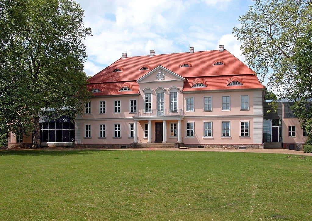 Criewen (Schwedt/Oder): Schloß Criewen