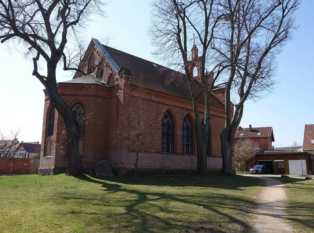 Martinskirche Angermünd