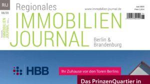 Regionales Immobilien Journal Berlin & Brandenburg Juni 2020